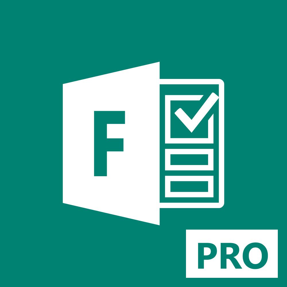 Microsoft Forms Pro