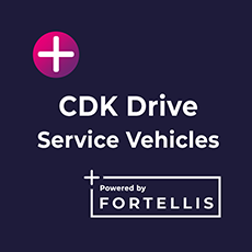 CDK Drive Service Vehicles